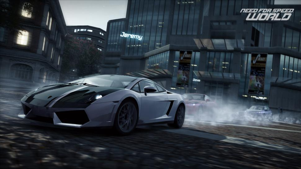 Need for Speed World: Rennspiel wird kostenlos (1)