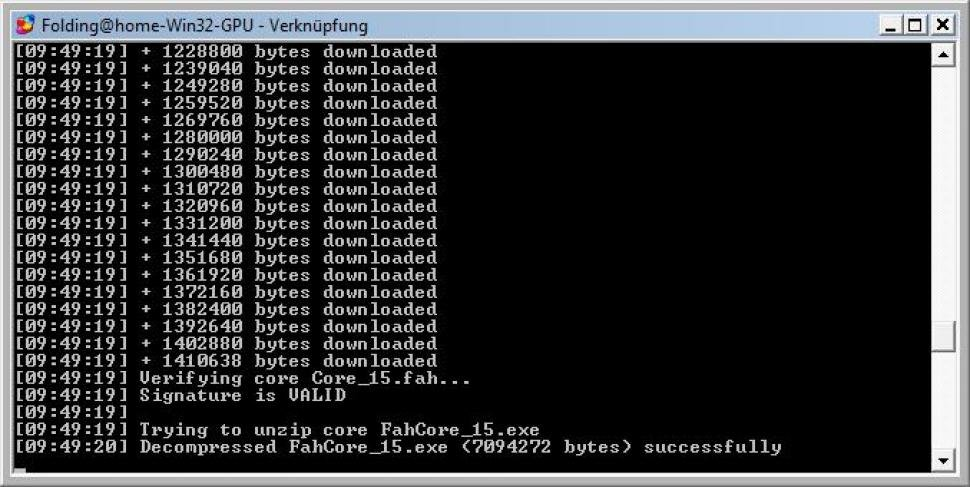Neuer Folding @ Home-GPU-Client (1)