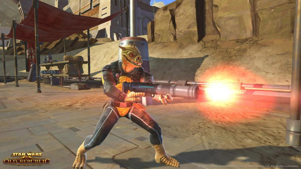 Ältere Screenshots aus Star Wars: The Old Republic (1)