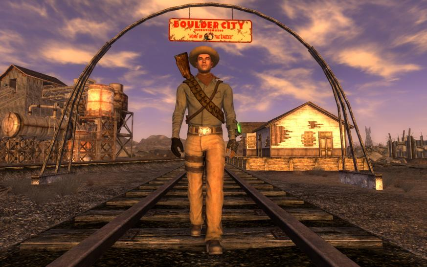 Fallout: New Vegas goes Gold: Produktion bereits angelaufen. (1)