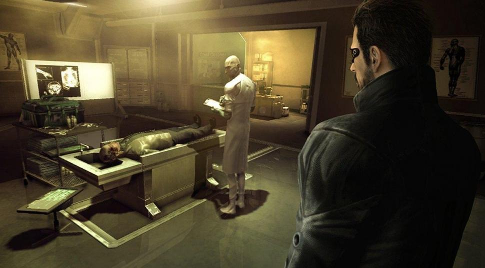 Screenshots aus Deus Ex 3 (1)