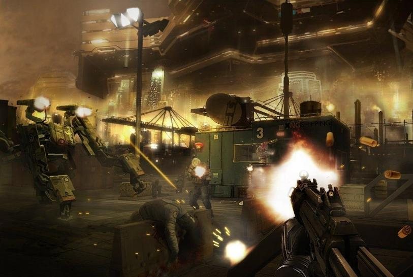 Deus Ex Human Revolution: Vorbestell-Aktion und Limited Edition