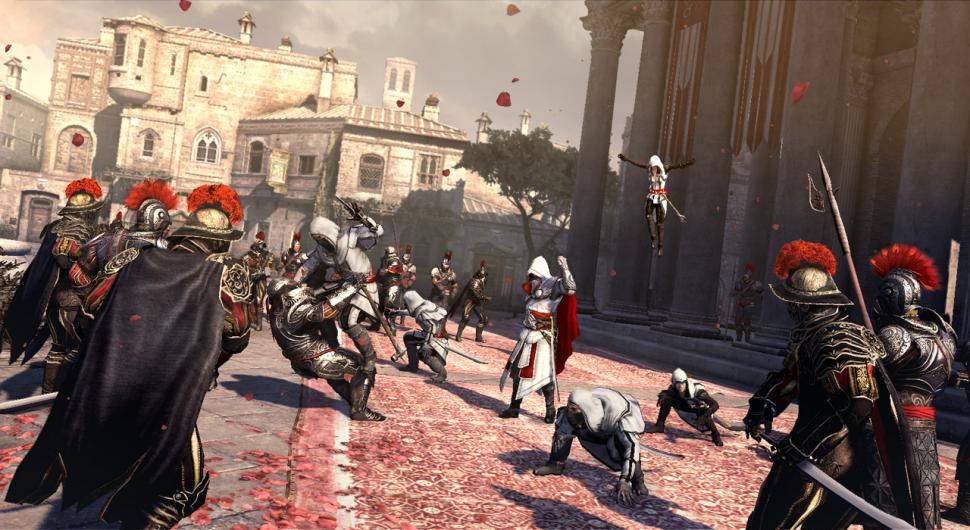 Assassin's Creed - Brotherhood: Video mit Szenen aus dem Mehrspieler-Modus (1)
