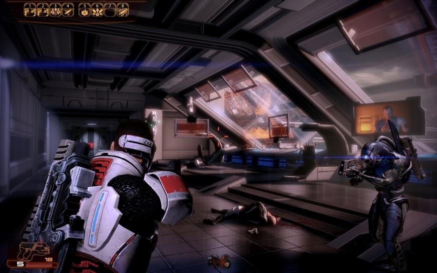 Mass Effect 2 Project Overlord DLC by Gnomi (1)