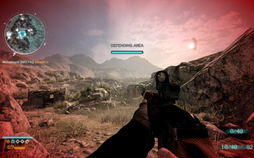 Medal of Honor MP-Beta in 5.120 x 3.200 Pixeln (1)