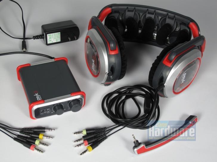Psyko 5.1  einzigartiges Surround-Sound-Headset im Hands-on-Test ... 0cc05551c1