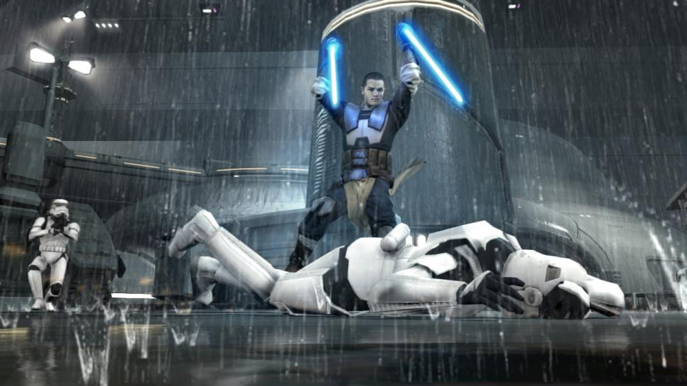 Screenshots aus Star Wars: The Force Unleashed 2. (1)