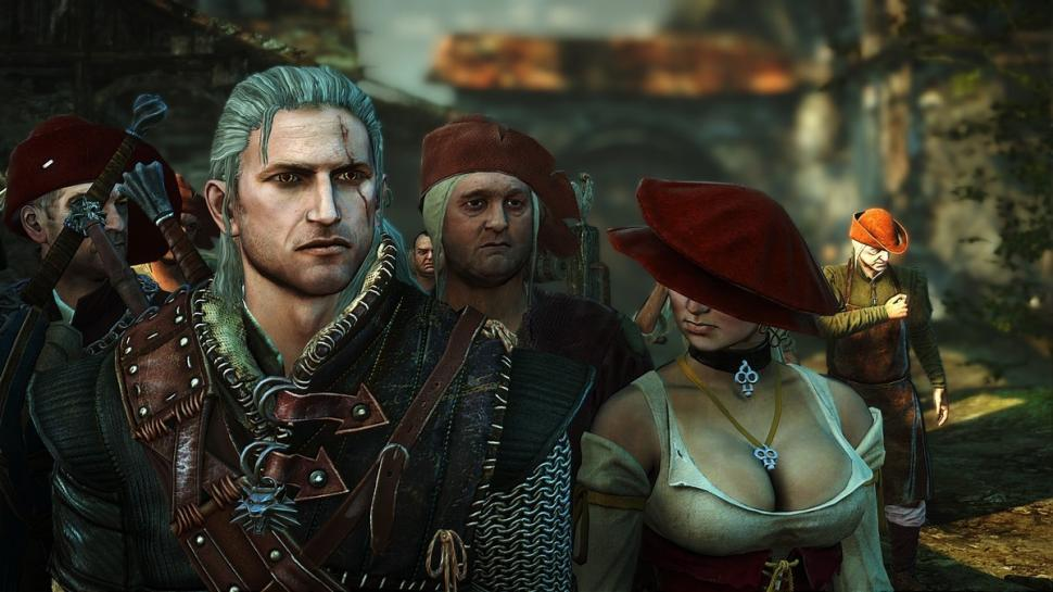 Best of E3 2010: The Witcher 2