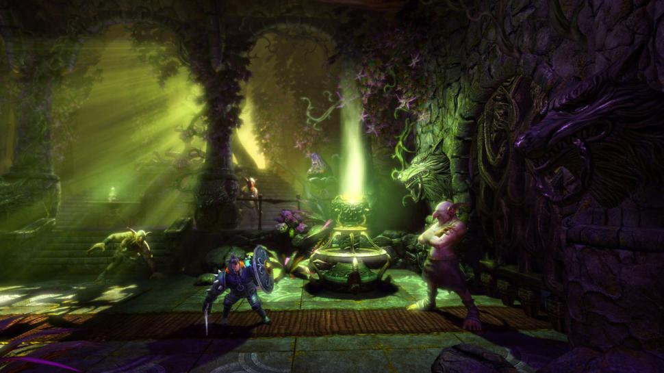 Screenshots aus Trine 2. (2)