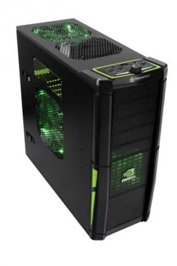 Thermaltake stellt Element V Nvidia Edition vor (1)
