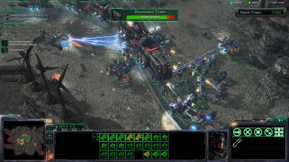 Starcraft 2: Heart of the Swarm - Youtube spuckt den ersten Teaser-Trailer aus  (1)