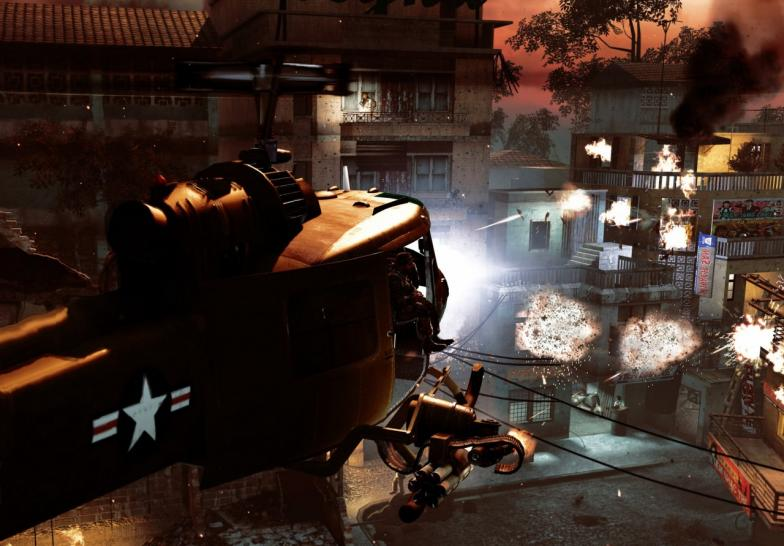 Screenshots zu Call of Duty 7: Black Ops (1)
