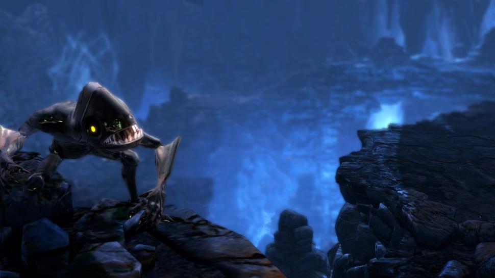 Screenshots aus Dungeon Siege 3 (1)