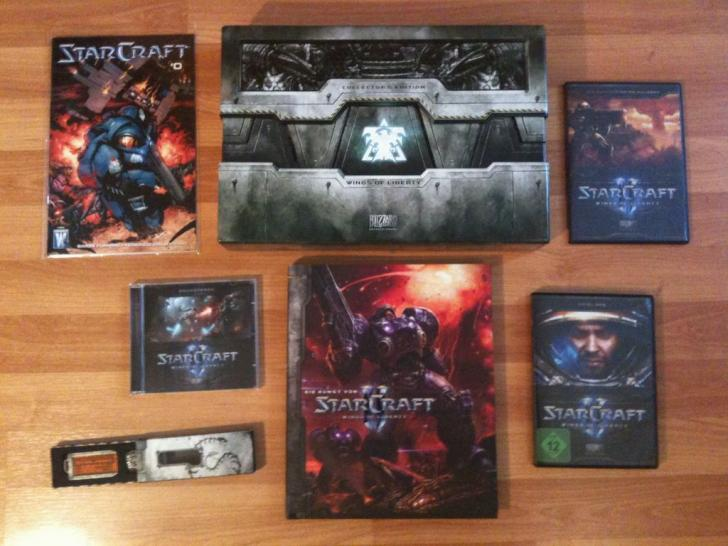Starcraft 2 Collector's Edition by Ob4ru 3r