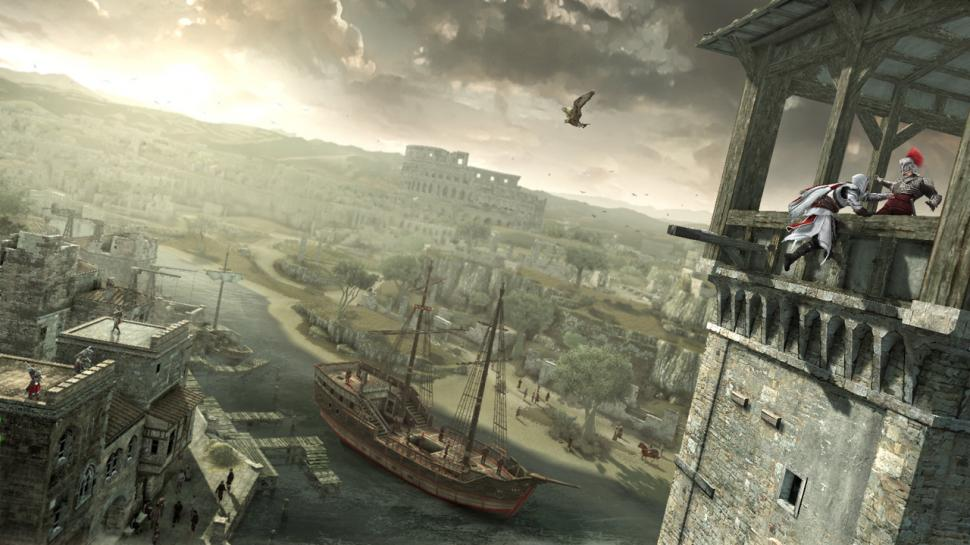 Gamescom 2010: Assassins Creed Brotherhood mit neuen Screenshots, Video und Beta (1)