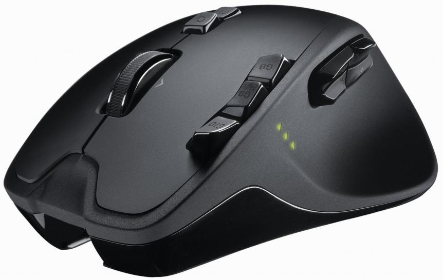 Logitech G700 Gaming Mouse (1)