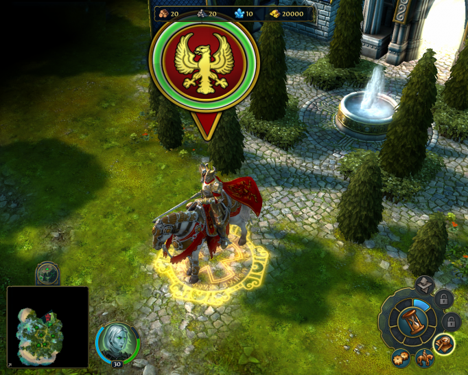Might & Magic Heroes 6. (2)