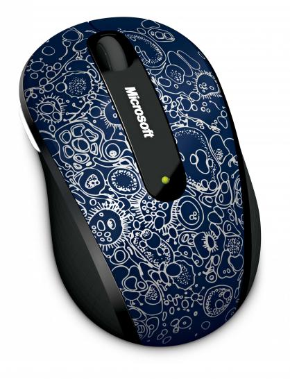 Microsoft Wireless Mobile Mouse 4000 Studio Series (1)