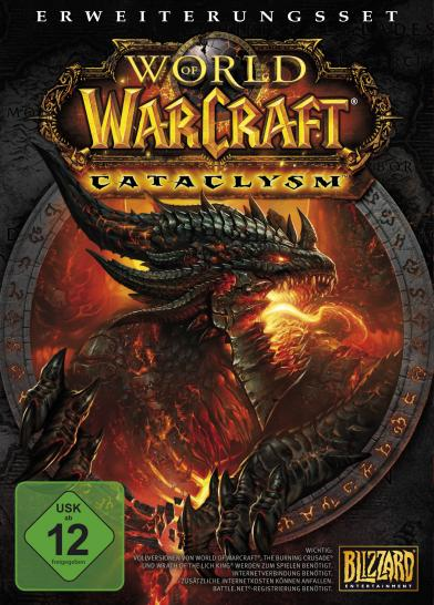 World of Wacraft Cataclysm: Collectors Edition mit vielen Extras angekündigt. (1)