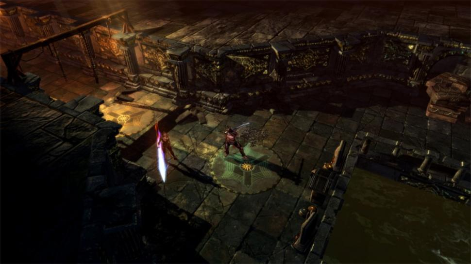Dungeon Siege 3 im Technik-Test (1)