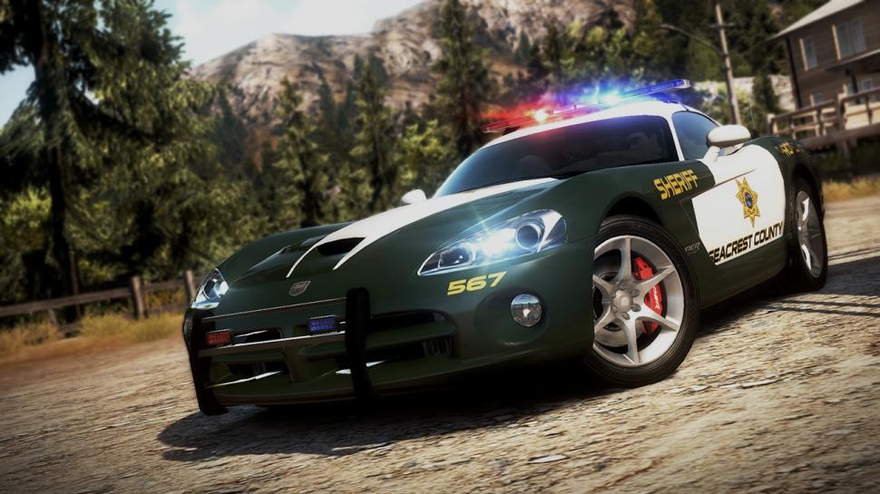 Need for Speed - Hot Pursuit: Interview mit EA