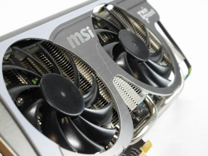 MSI Geforce GTX 460 Hawk (1)