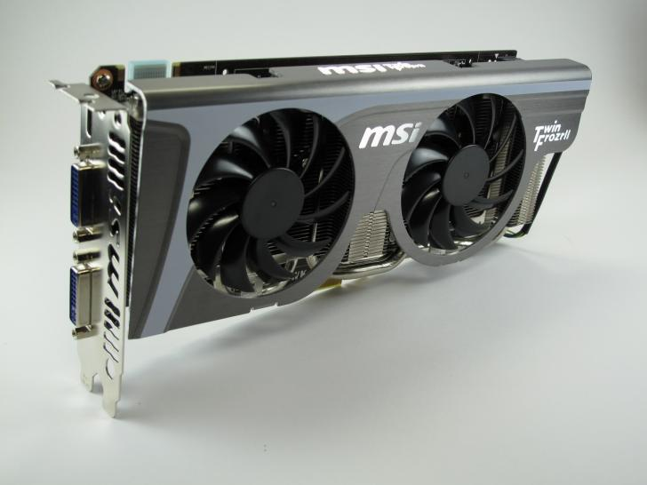MSI Geforce GTX 460 Hawk (9)