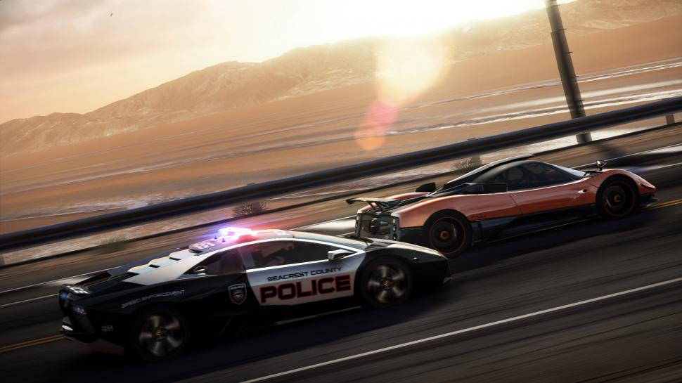 Neue Screenshots aus Need for Speed: Hot Pursuit. (1)