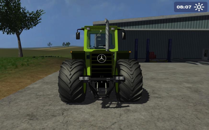 landwirtschafts simulator 2011 erste mods mit neuen. Black Bedroom Furniture Sets. Home Design Ideas