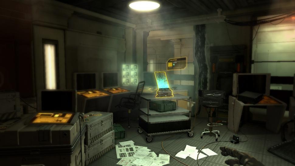 Патч Deus Ex:Human Revolution Update v1.2.630.0. Скриншот 2.