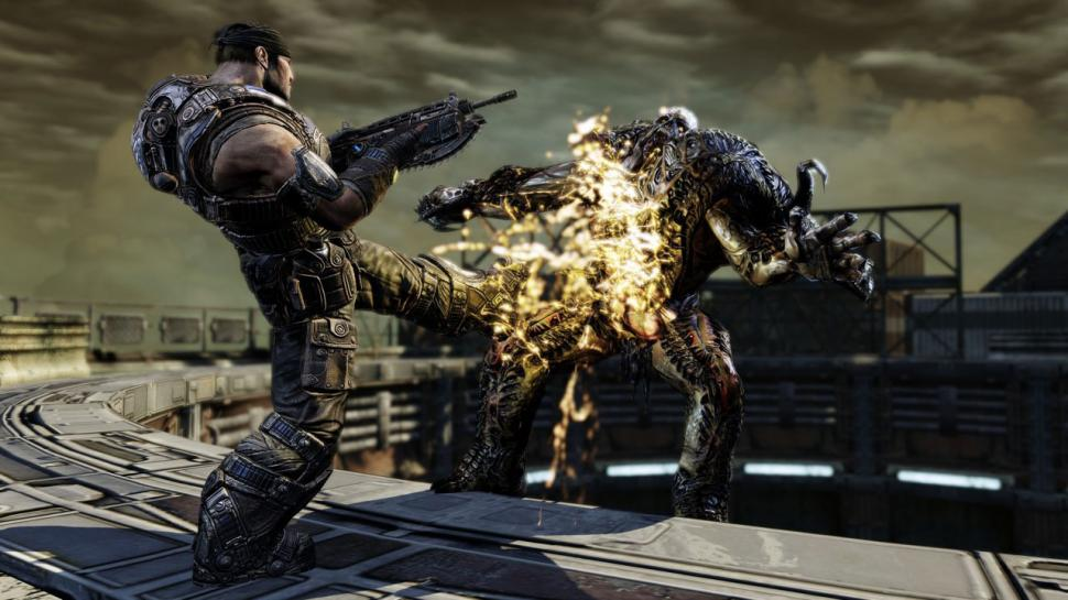 Screenshots aus Gears of War 3 (1)