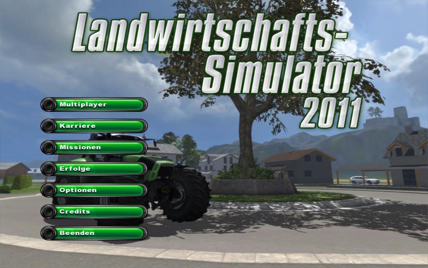landwirtschafts simulator 2011 im hands on test physx achievements und verbesserte optik. Black Bedroom Furniture Sets. Home Design Ideas