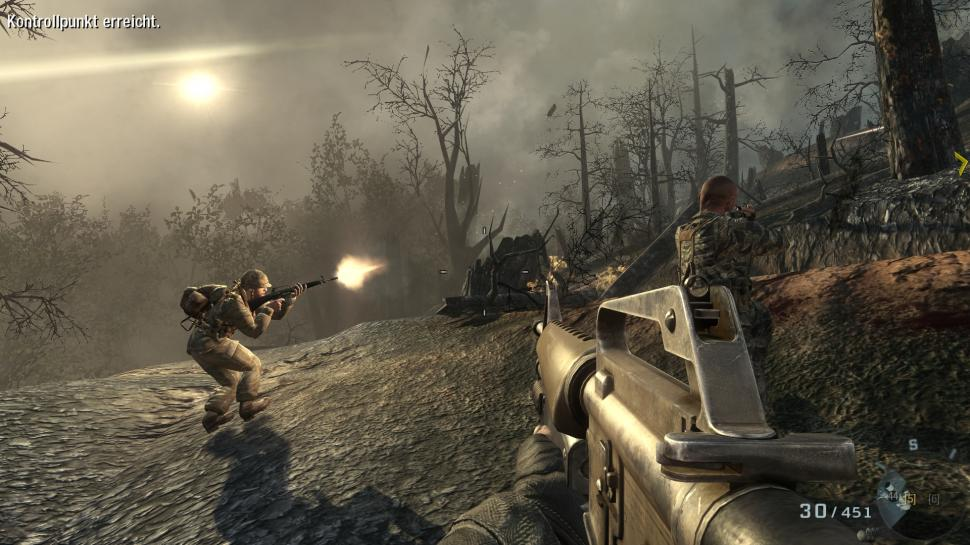 Call of Duty Modern Warfare 3: Krieg auf anderen Planeten? (Screenshots aus Black Ops) (1)