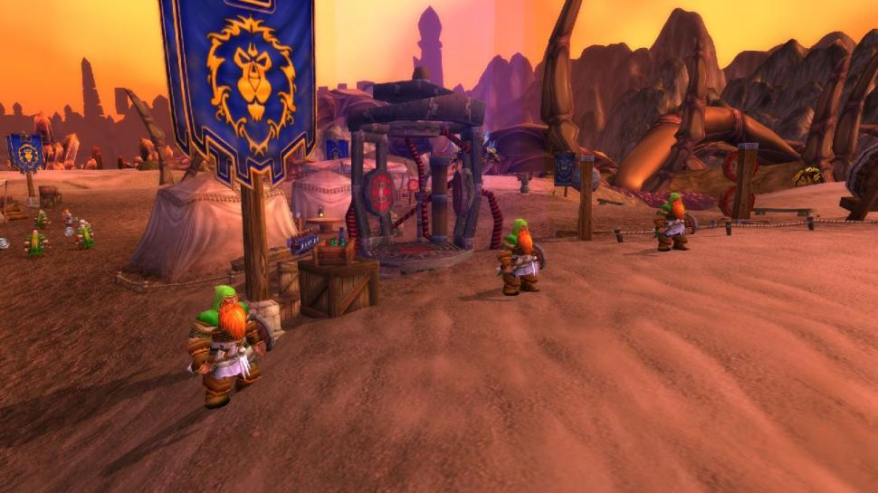 World of Warcraft: Hotfix für Patch 4.0.3