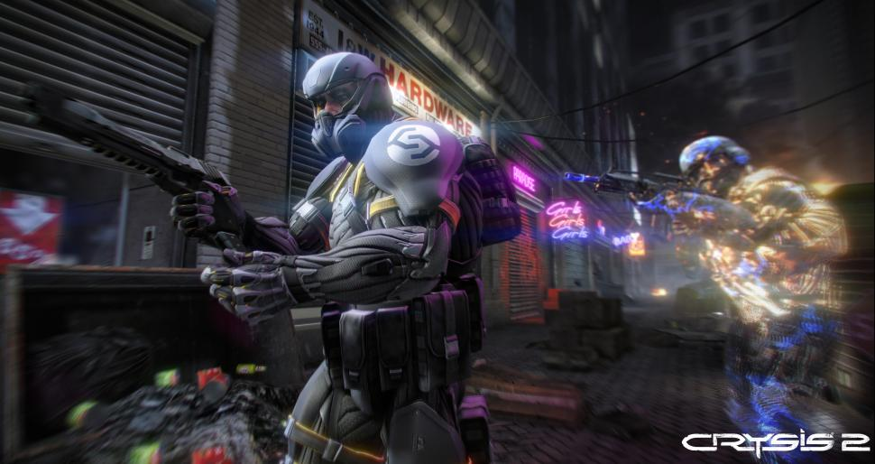 Crysis 2: Kein DirectX 11 im Day-One-Patch?