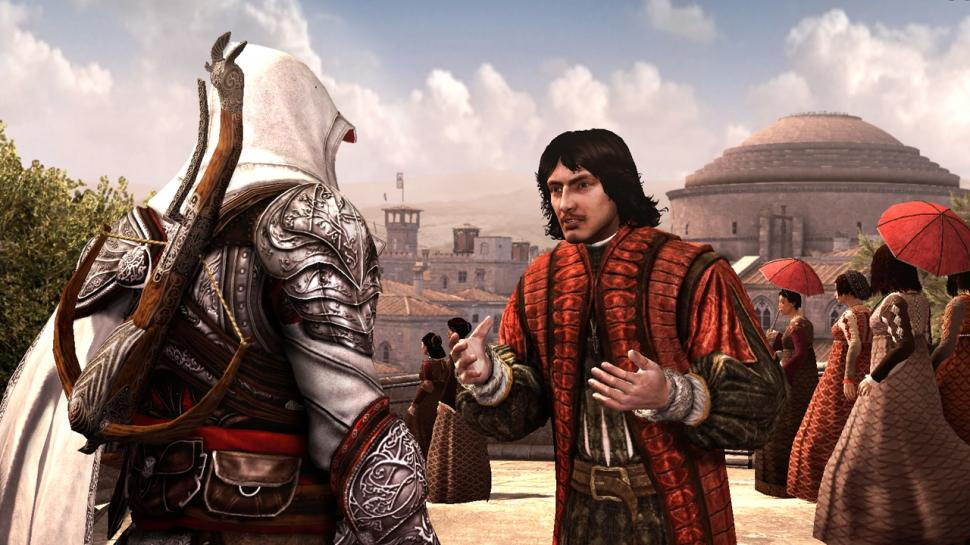 Assassin's Creed: Brotherhood (1)