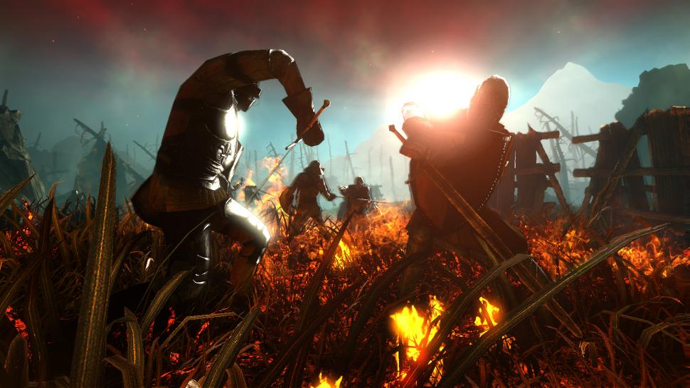 The Witcher 2 - Assassins of Kings: Sammelthread im PCGHX-Forum gestartet