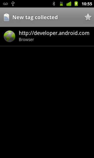 Google Android 2.3 Gingerbread (2)