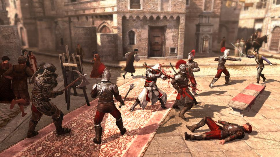 Assassins Creed Brotherhood: Fixer Release-Termin für PC und Systemanforderungen  (1)