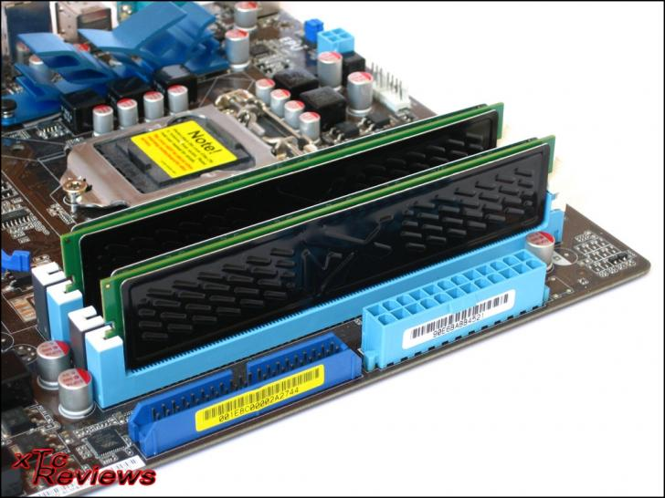 MX-Technology Black Diamond DDR3-1600 CL7 4-GiByte-Kit im PCGHX-Test