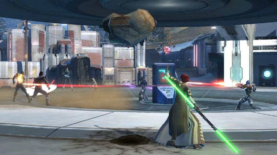 Star Wars: The Old Republic im Hands-on-Test. (1)