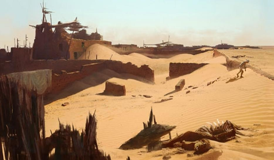 Uncharted 3 - Drakes Deception: Teaser-Trailer und Artworks aufgetaucht (3)