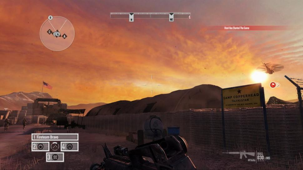 Operation Flashpoint: Red River - Neues Interface (1)
