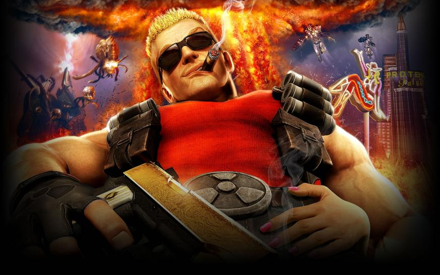 Duke Nukem Forever mit Sammleredition Balls of Steel (6)