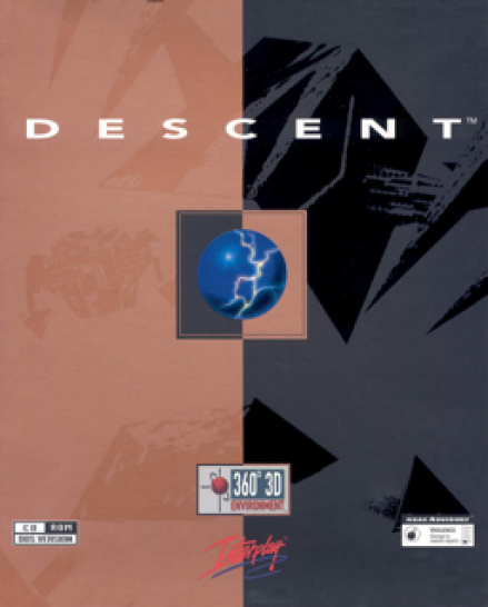 Descent Packshot