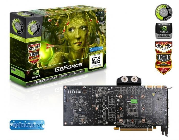 Point of View/TGT Geforce GTX 580 Beast 2
