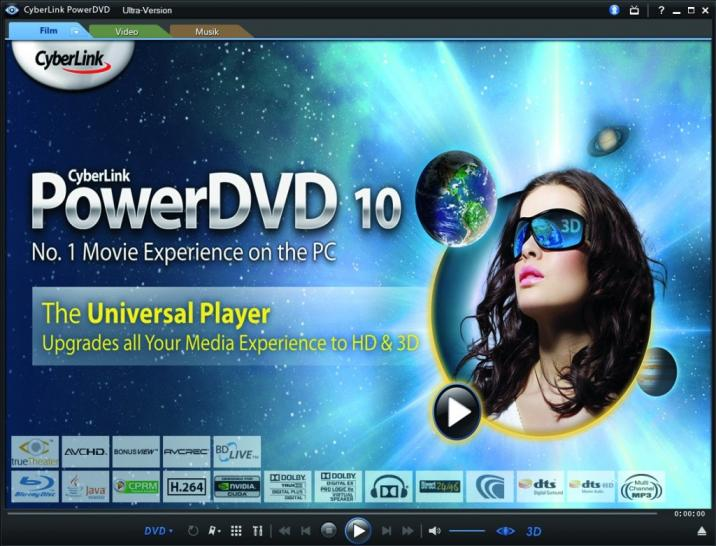 Power DVD 10