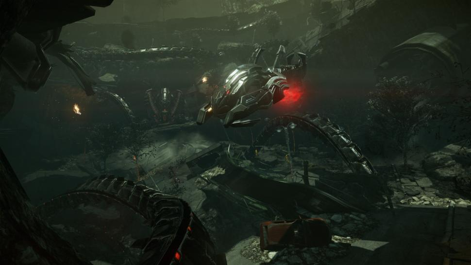 Crysis 2: Tarnfunktion des Nanosuit im Video  (1)