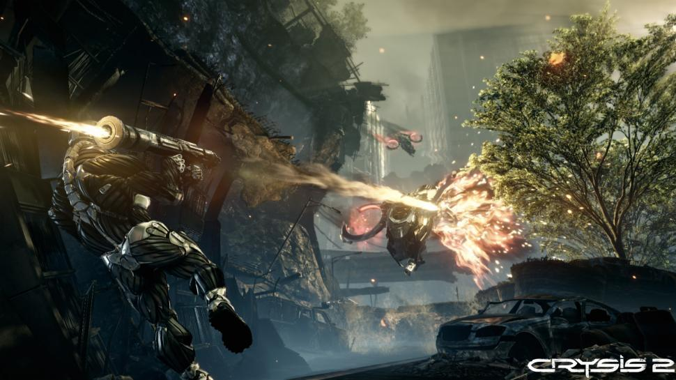 Crysis 2: Nvidia Geforce GTX 550 Ti mit 40 Fps bei 1.680 x 1.050 Pixel und Advanced-Setting
