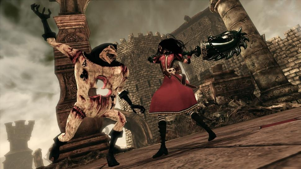 Alice Madness Returns: Launch-Trailer zeigt abgedrehtes Wunderland (1)